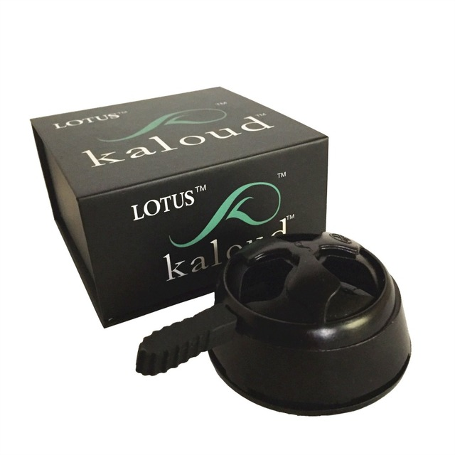 Hot Hookah Kaloud Lotus Aluminum Alloy Charcoal Holder Charcoal Stove Shisha Charcoal Burner sheesha/chicha Accessories