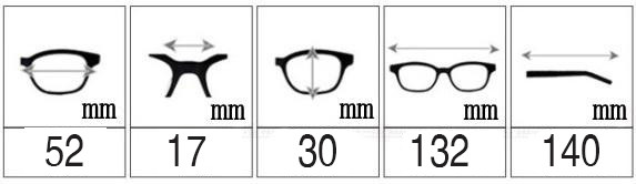 Titanium Rimless Glasses Women (11)
