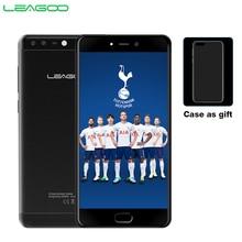 """LEAGOO T5c 4 4G LTE スマートフォンアンドロイド 7.0 SC9853 オクタコア 5.5 """"FHD 3 ギガバイトの RAM 32 ギガバイト ROM 13MP デュアルバックカム指紋携帯電話"""