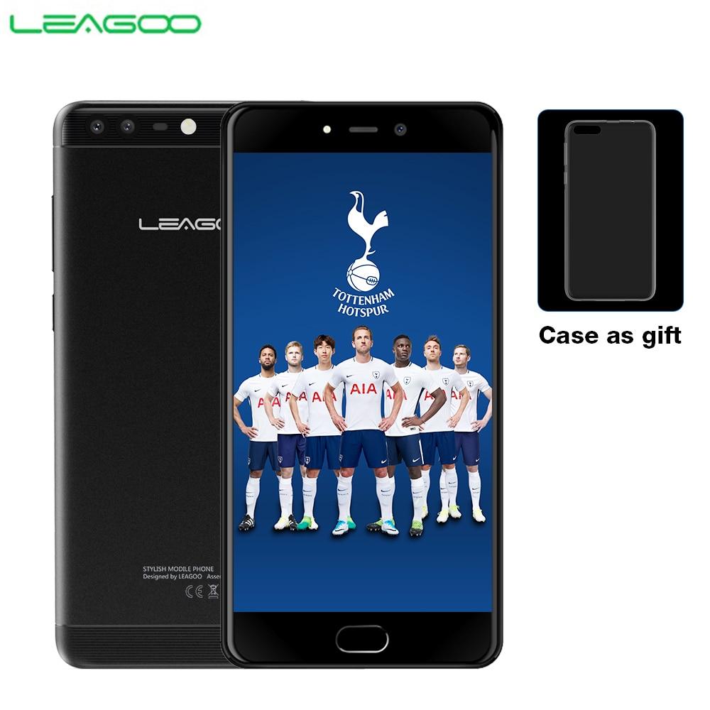 LEAGOO T5c 4g LTE Smartphone Android 7.0 SC9853 Octa Core 5,5