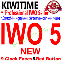Bluetooth relógio inteligente iwo 5 caso smartwatch para apple ios iphone 8 plus xs xiaomi android telefone inteligente não apple relógio