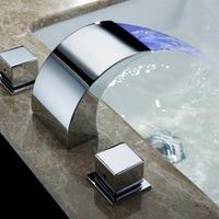 تسيطر superfaucet صنابير الحمام الصمام صنبور الحمام شلال صنبور صنبور مياه الصنبور HG-1182DC