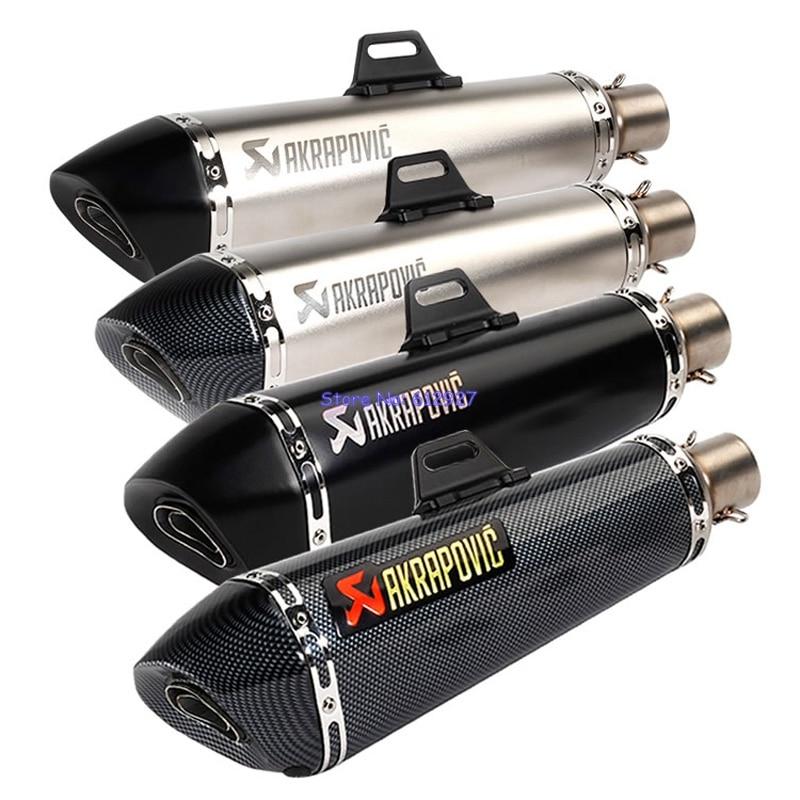 Johotaki Universal Inlet 51mm 61mm Motorcycle Exhaust - Year of