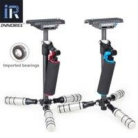 INNOREL SP Mini Carbon Fiber Handheld Steadicam DSLR SLR Camera Stabilizer Video Steadycam Camcorder Glidecam Filmmaking Gimbal