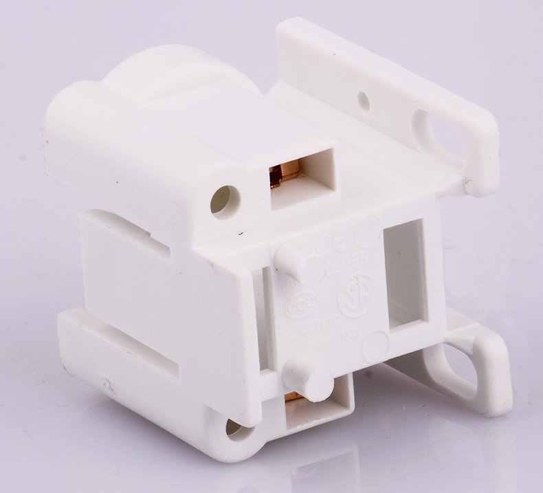 ספינה חינם 10 יח'\חבילה G23 מנורת בעל/H צינור 11 W חיסכון באנרגיה LED אופקית Plug מנורת שקע g23 שתי מחט תקע אור בסיס