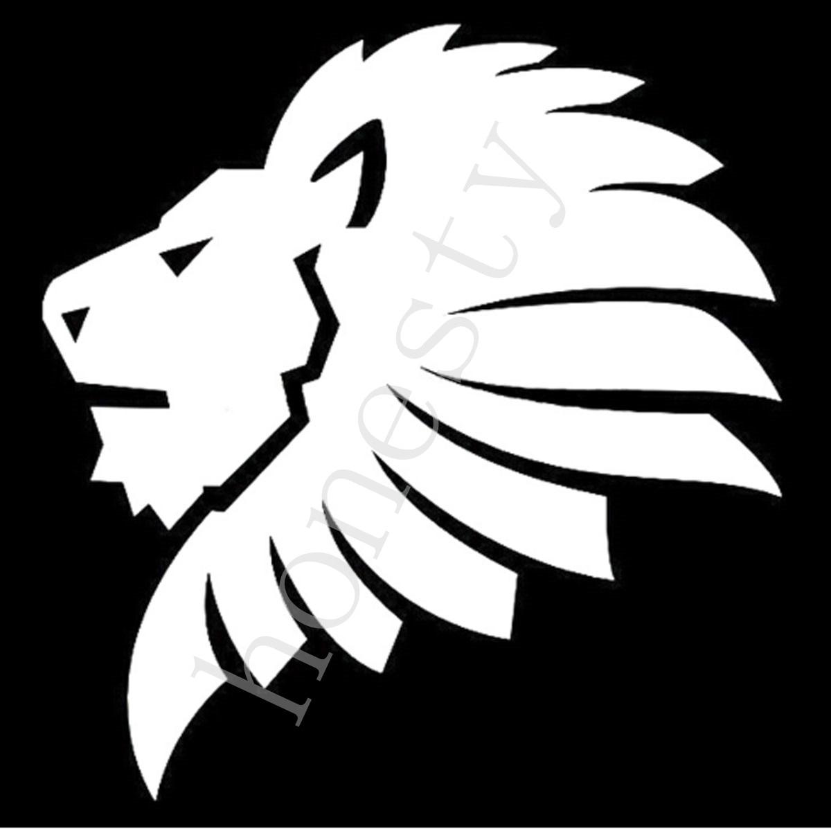 Kumpulan Gambar Kepala Binatang Hitam Putih