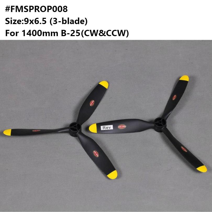 Dynam DYP-1016 9x6 9060 SR-22 3-Blade Propeller For SR22 Cessna182SKY Airplane