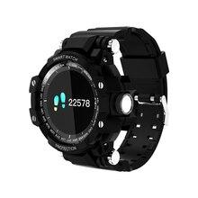 Купить с кэшбэком ORDRO GW68 Bluetooth Smart Watch Sport Men Smart Bracelet Clock phone heart rate waterproof for sport