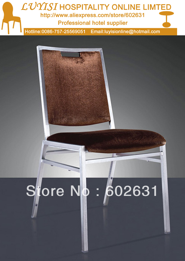 Wholesale Hotsale Quality Stacking Iron Hotel Banquet Chair