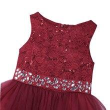 Mesh Tulle Sequin Flower Girl Dresses