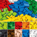415 Pcs Building Blocks City DIY Creative Bricks Toys For Child Educational Sluban Building Block Bricks Compatible With Lego