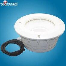 Par56 Gehäuse Led Pool Licht Schwimmen WaterproofPC Material Für Liner Pool Beton Schwimmbad Lampe Nische Mit 1,8 Meter Draht