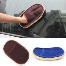 New Soft Car Plush Vehicle Auto Cleaning Glove Wash Mitten Cloth Cleaning Washing Polishing Mitt Brush