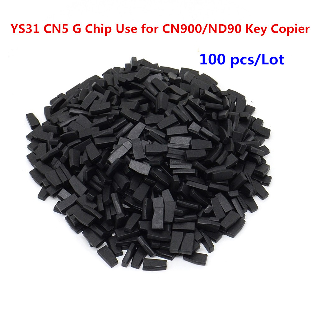 100PCS Lot YS31 CN5 G Chip Sepcial for Mini CN900 ND900 Key Copier Free Shipping  10pcs lot ys31 cn5 g chip used for mini cn900 and nd900 key copy machine free shipping