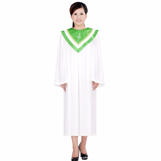 Christian Church Gospel Choir Robe Gown clothing TIMELESS women ...
