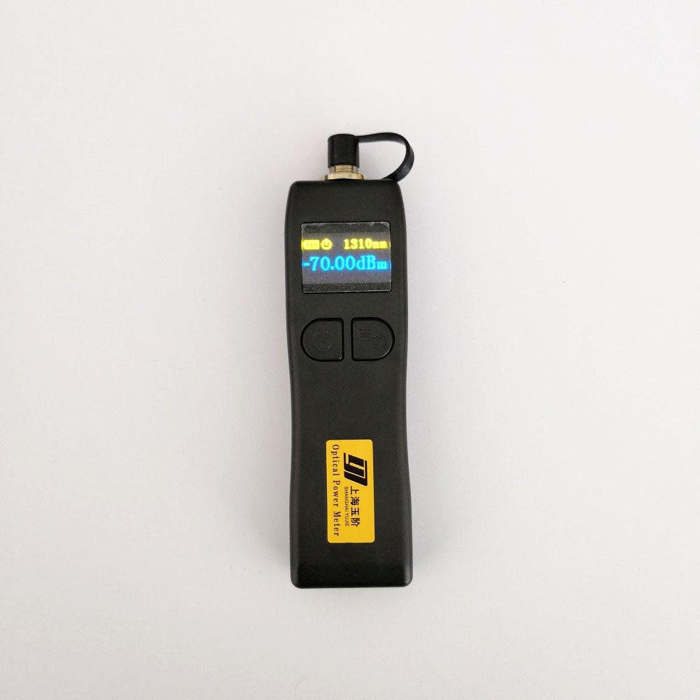 Mini Fiber Optic Power Meter YJ-320A -70~+6dBm Or YJ-320C -50~+26dBm