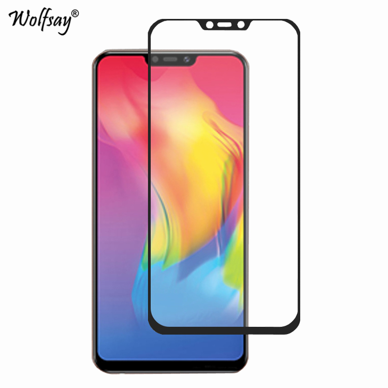 1PCS Full Cover Glass Vivo Y83 Pro Screen Protector Y83 Tempered Glass For Vivo Y83 Pro Protective Film Vivo Y83 Pro Full Glass