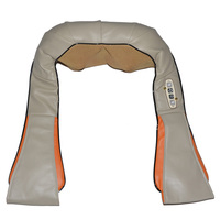 With Retail Box U Shape Electric Massage Back Shoulder Neck Leg Body Massager Car Home Dual