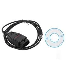VAG K+CAN Commander 1.4 OBD2 Diagnostic Scanner Tool COM Cable For VW Audi Skoda