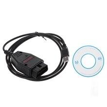 VAG K + Kan Commandant 1.4 OBD2 Diagnose Scanner Tool Com Kabel Voor Vw Audi Skoda