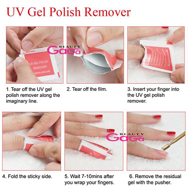 Gel Nails And Nail Polish Remover Hession Hairdressing