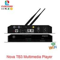 Vender Reproductor Multimedia Novastar Taurus Series TB1 TB2 TB3 TB6 TB8 compatible con modo WiFi Dual