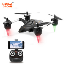Global Drone RC Drone with HD Camera Remote Control Helicopter Phone Control Headless Racing Quadrocopter RTF 720P FPV