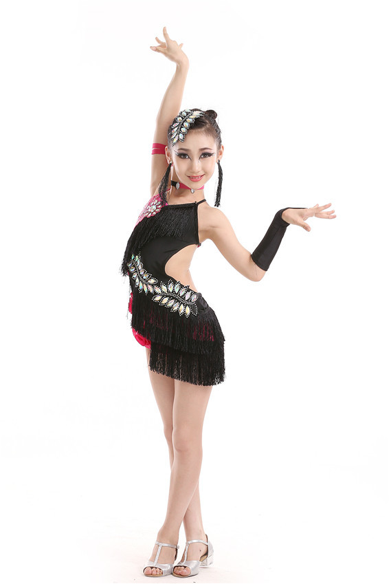 Costumes for Dance Latin