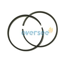 61N-11603-00 Piston Ring Set STD For Yamaha 25HP 30HP Outboard Engine Boat Motor new aftermarket Parts 61N-11603