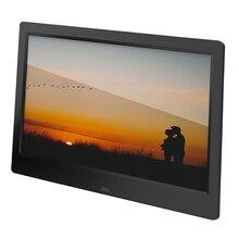 ЖК-дисплей фоторамки ультратонкие 10 дюймов HD электронный рамки альбом MP3 музыка MP4 видео плеер с пультом дистанционного управления Управление