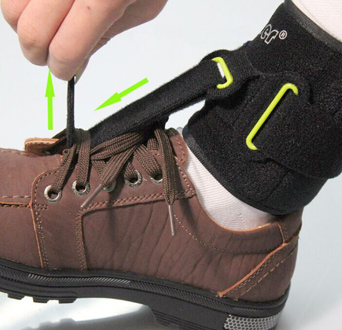 Ipo shoe for foot drop