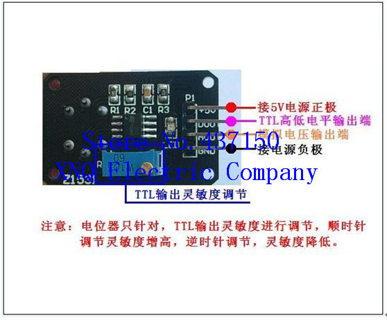 Taidacent TTL TGS2602 Air Quality Odor Gas Detection Sensor Module VOCs Ammonia H2S Indoor Air Quality Monitoring