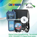 Medidor de Nível De Sinal terrestre DS2400T Idealizador Originais DVB-T2 frete grátis