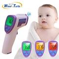 Cuidado de la Salud Seguridad del bebé Termómetro Infrarrojo Cuerpo Fiebre Bluetooth Sin Contacto del IR Digital Lcd Termómetro Médico Para Los Niños