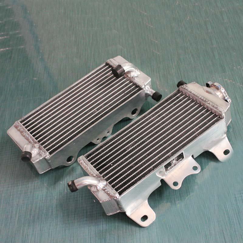 WRF450 2008  2007-2009 NEW ALUMINUM RADIATOR FOR YAMAHA YZ450F