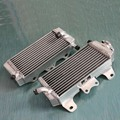 32mm aluminum alloy radiator For yamaha YZ450F/WR450F 2007-2009 and For Yamaha WR450F 450cc 4 stroke Bike 2007-2012