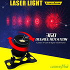 1XCar Laser Fog Light Anti Collision Rear-end Car Laser Tail Lamp Car Brake Warning Light 6 Patterns Transform Quality Assurance