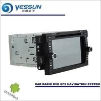 YESSUN Car Android Navigation System For Chevrolet Aveo Lova Captiva 2007~2010 Radio Stereo CD DVD Player GPS Navi Multimedia
