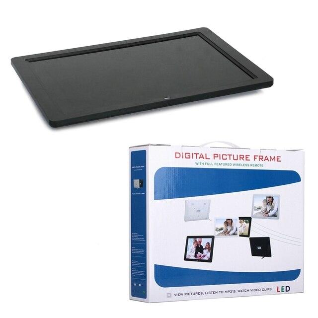Nueva 12 pulgadas marco de fotos Digital HD 1280x800 LED de luz ...