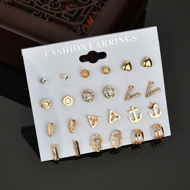 wholesale 15//45pcs Traditional Chinese minority women earrings porous connector