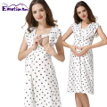 Emotion Moms Summer maternity clothes maternity dresses nursing dress Breastfeeding Dresses pregnancy clothes for Pregnant Women