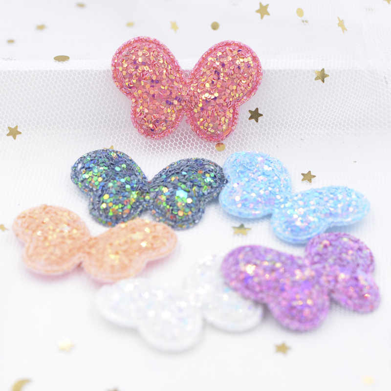 541d7c704d Detail Feedback Questions about Cheer Bows Glitter Fabric Patches ...
