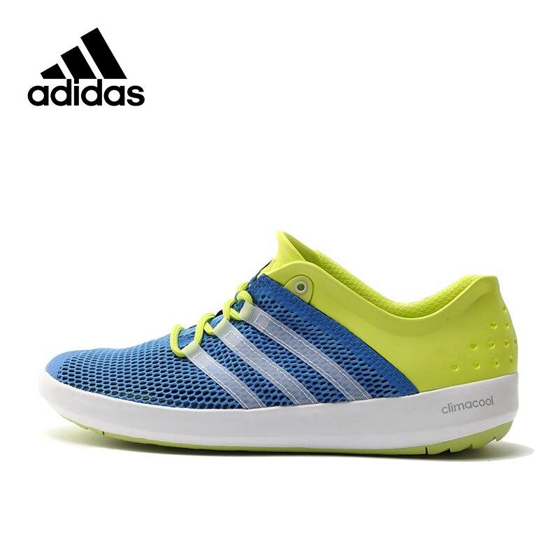 Adidas Original Men's Low Top Aqua Shoes Outdoor sports sneakers original adidas women s low top training shoes sneakers
