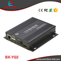 BX YQ2 rgb video display controller 800*600 pixels multi media player asynchronous full color control board