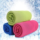 Fashion Cooling Microfiber Absorbent Towel Ice Sport Towel Sweat Summer Beach Hypothermia Towel