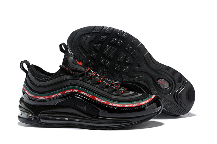 big sale ac365 2816e 2019 New Arrival Undefeated X Nike Max 97 Men's Running Shoes Sports  Outdoor Sneakers Nike Air Max 97 UL '17 Men's Original