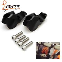 2 Colors Handlebar Riser Up Backs Moves Bracket Kit For KTM 1050 1090 1190 1290 Adventure