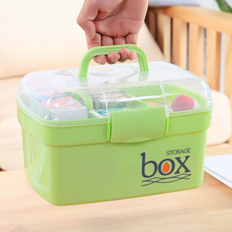 Household Baby Medical Healthcare Kit Family First Aid