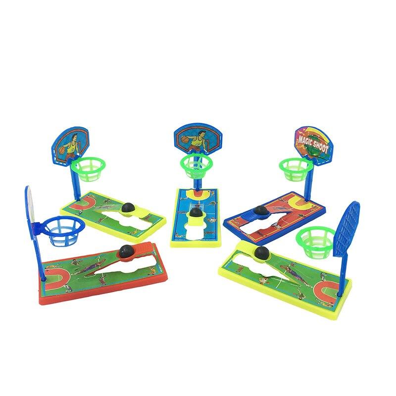 Wholesale 20PCS/new product creative basketable shooting plastic shooting toys for vending machine kids popular toys