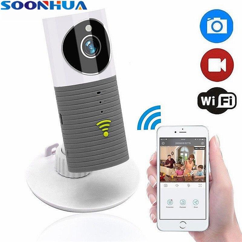 SOONHUA sans fil WiFi Mini caméra HD DV DVR sans fil intelligent IP nouveau Mini caméscopes vidéo enregistreur infrarouge caméra de Vision nocturne
